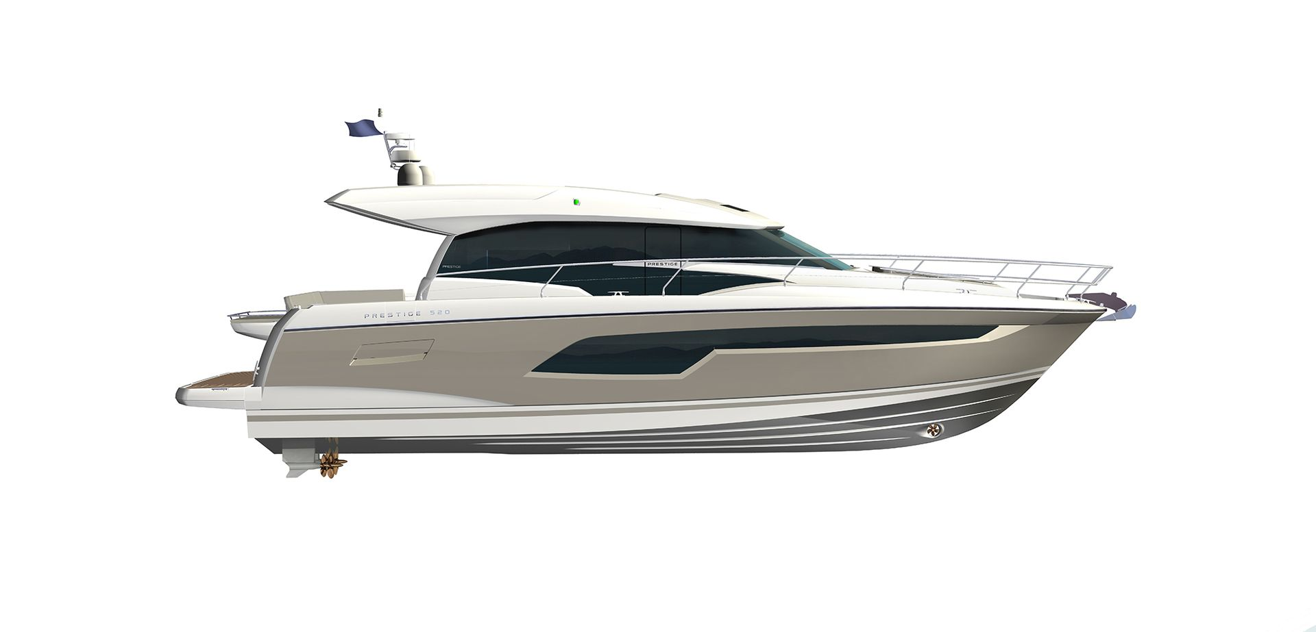 PRESTIGE 520 S Disposición 2