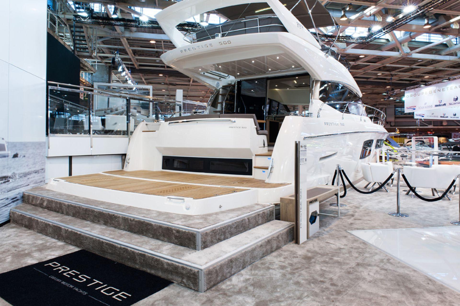 Salon nautique de paris france for Salons nautiques