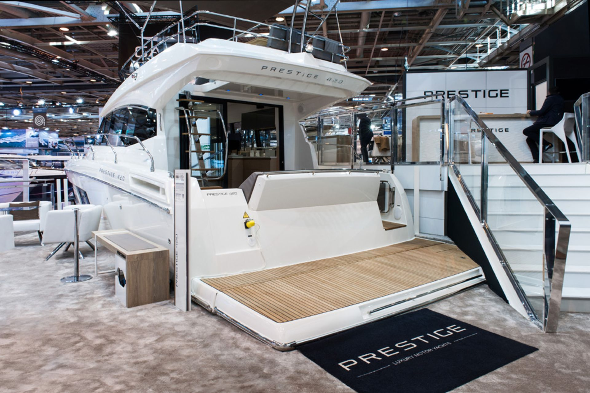 Salon nautique de paris france for Salon nautisme paris