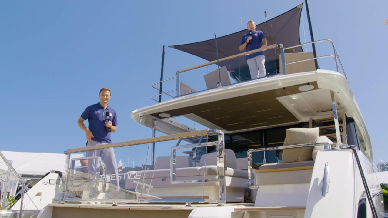 NBC Sports discovers the PRESTIGE X70 1
