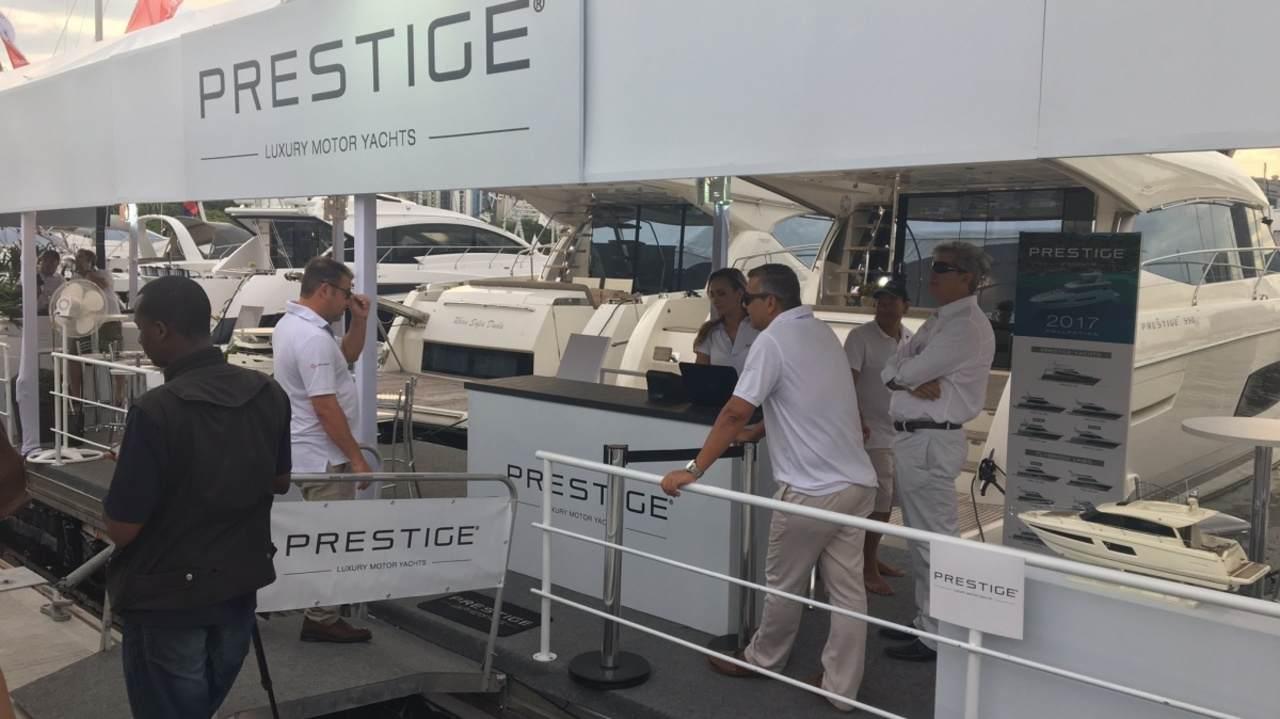 PRESTIGE Yachts al salone di Rio de Janeiro - Dal 5 all'11 aprile 2017 4