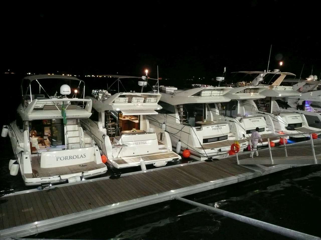 Prestige, one of the top brands in the luxury yacht world in Brazil 3