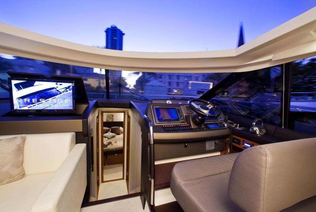 PRESTIGE 500 S Interior 8