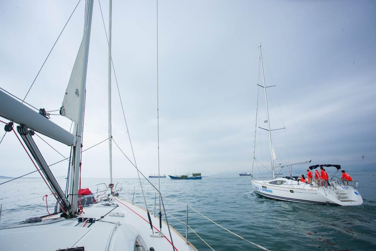 Drittes Treffen von Eigentümern von Jeanneau und PRESTIGE Yachten in China 4