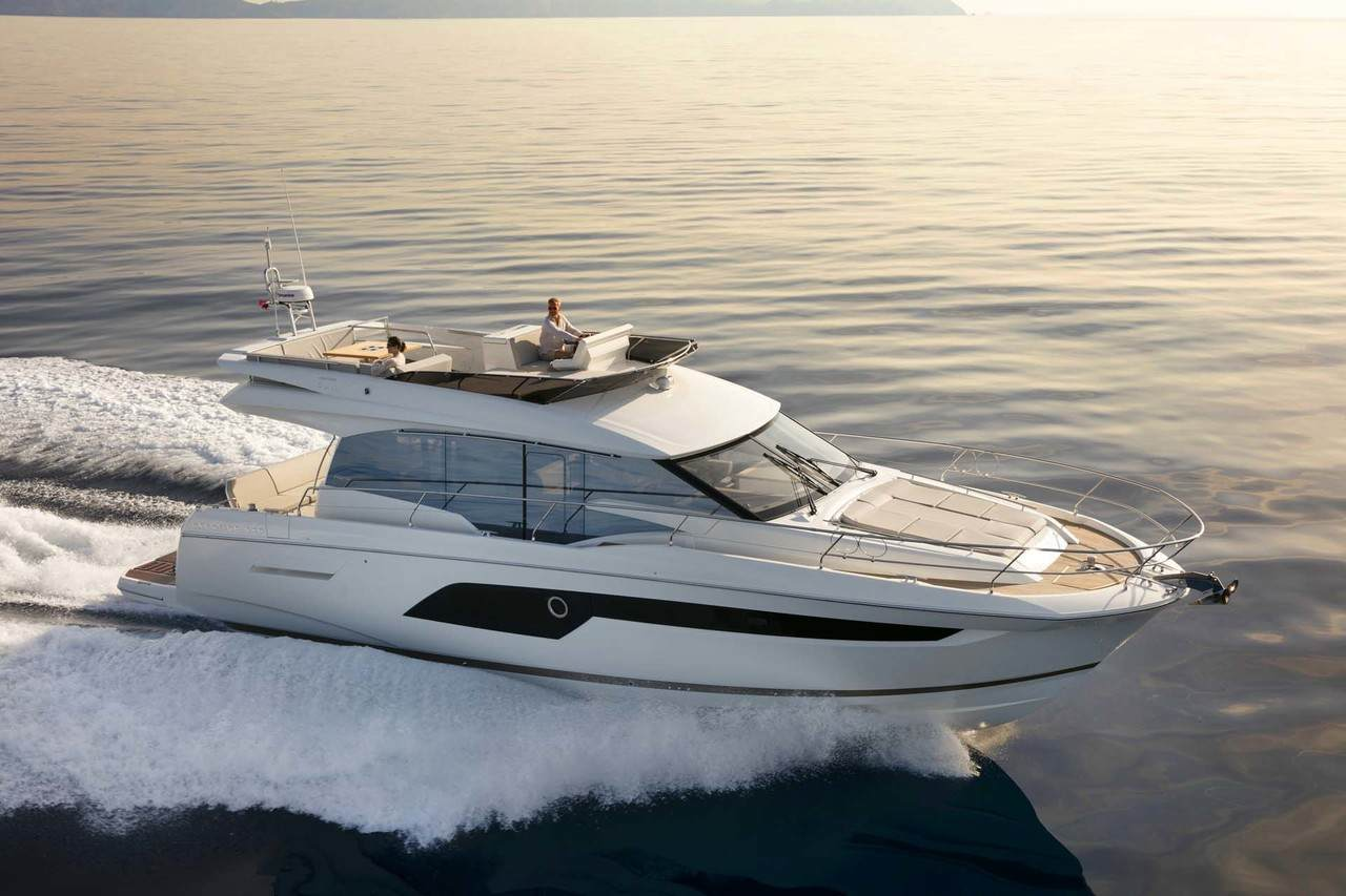The PRESTIGE 520, 入围2018 BEST OF BOATS大奖! 1