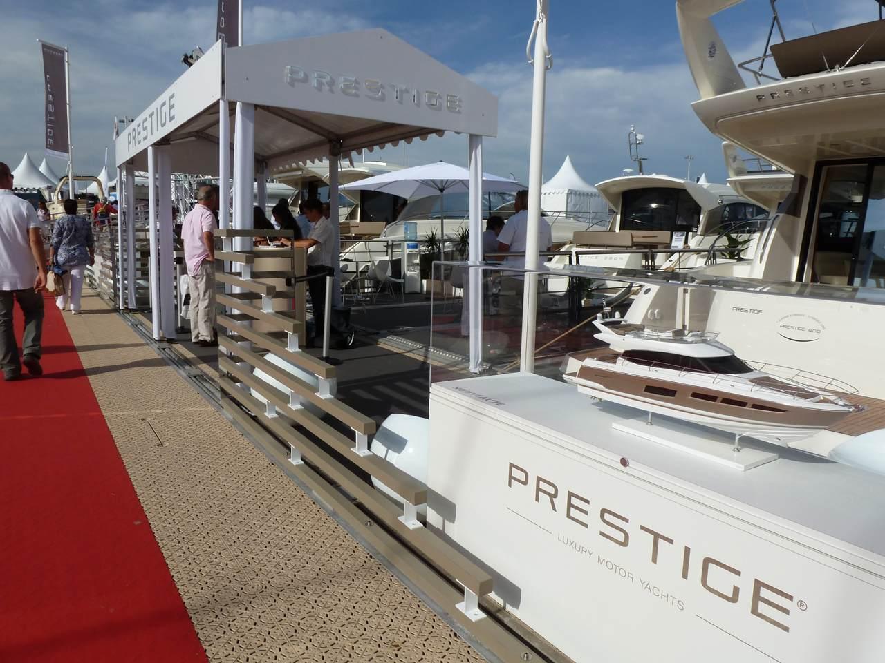 Prestige in Festival de la Plaisance in Cannes 1