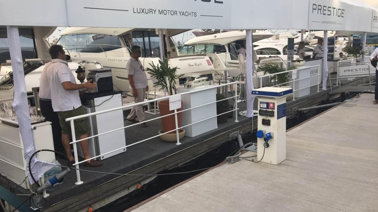 PRESTIGE Yachts al salone di Rio de Janeiro - Dal 5 all'11 aprile 2017 3