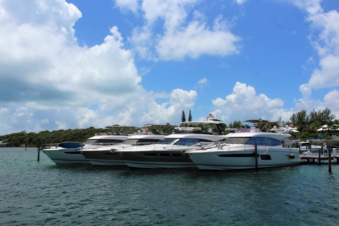 Prestige Yachts Escapade to Eleuthera with InterMarine 9