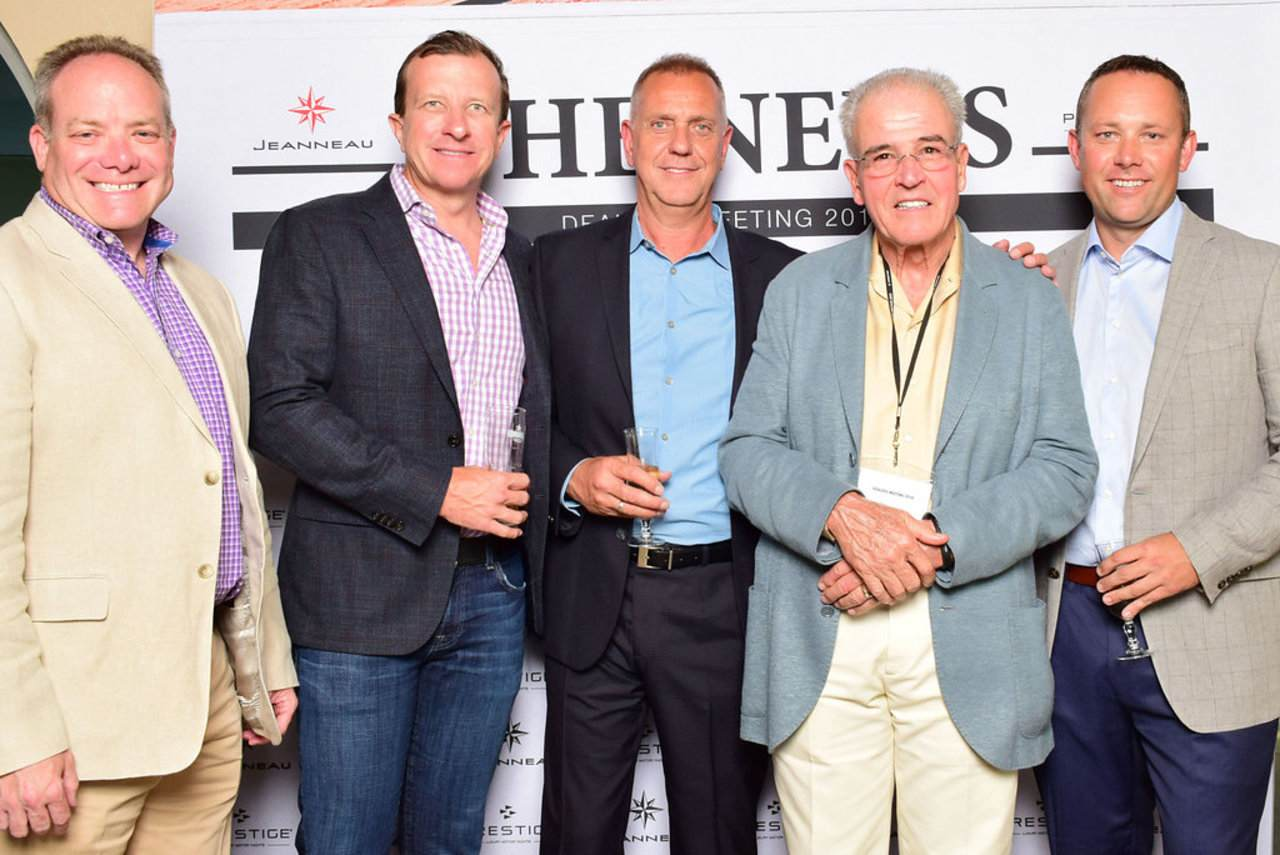 Sundance Yachts Sales Named Top Performing Dealer 8
