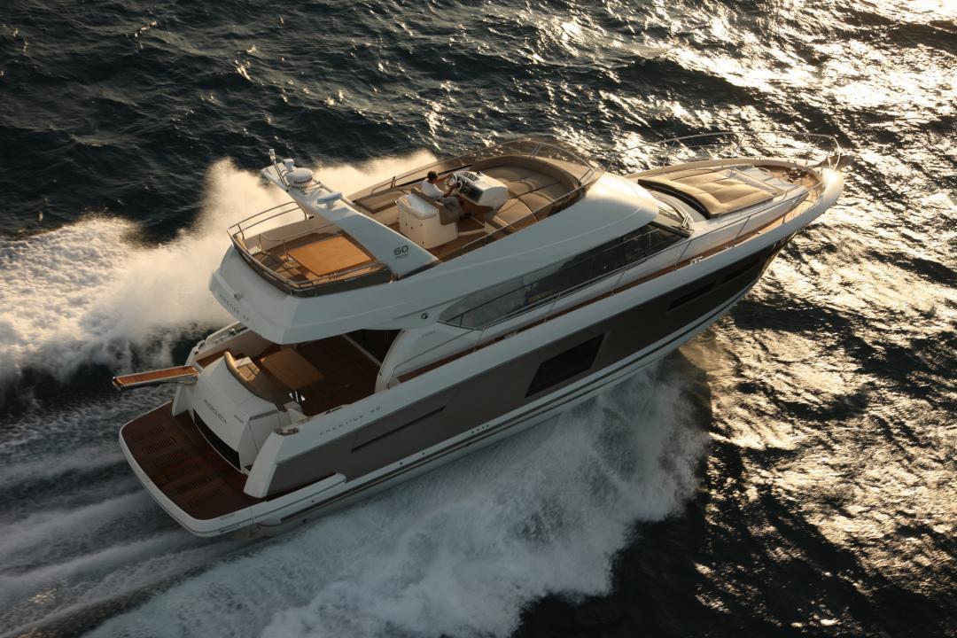 La nouvelle PRESTIGE 520S récompensé aux « Asia Boating Awards 2019 » 1