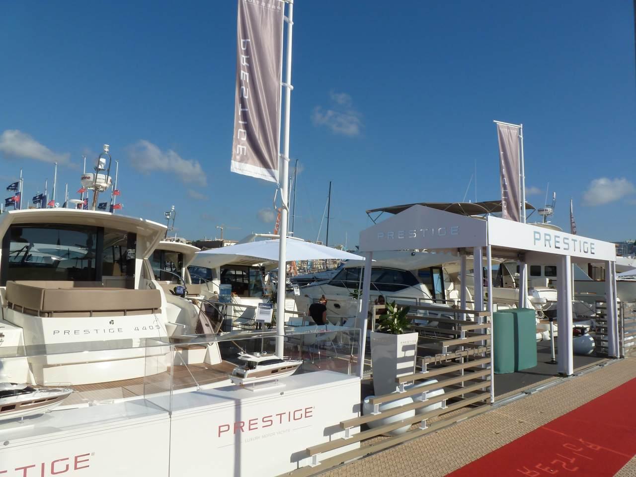 Prestige in Festival de la Plaisance in Cannes 3