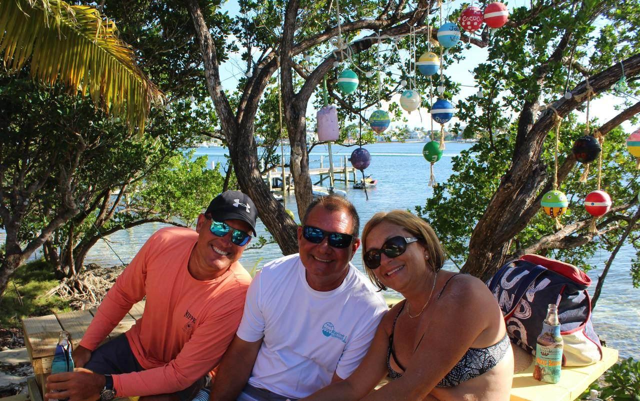 Prestige Yachts Escapade to Eleuthera with InterMarine 3