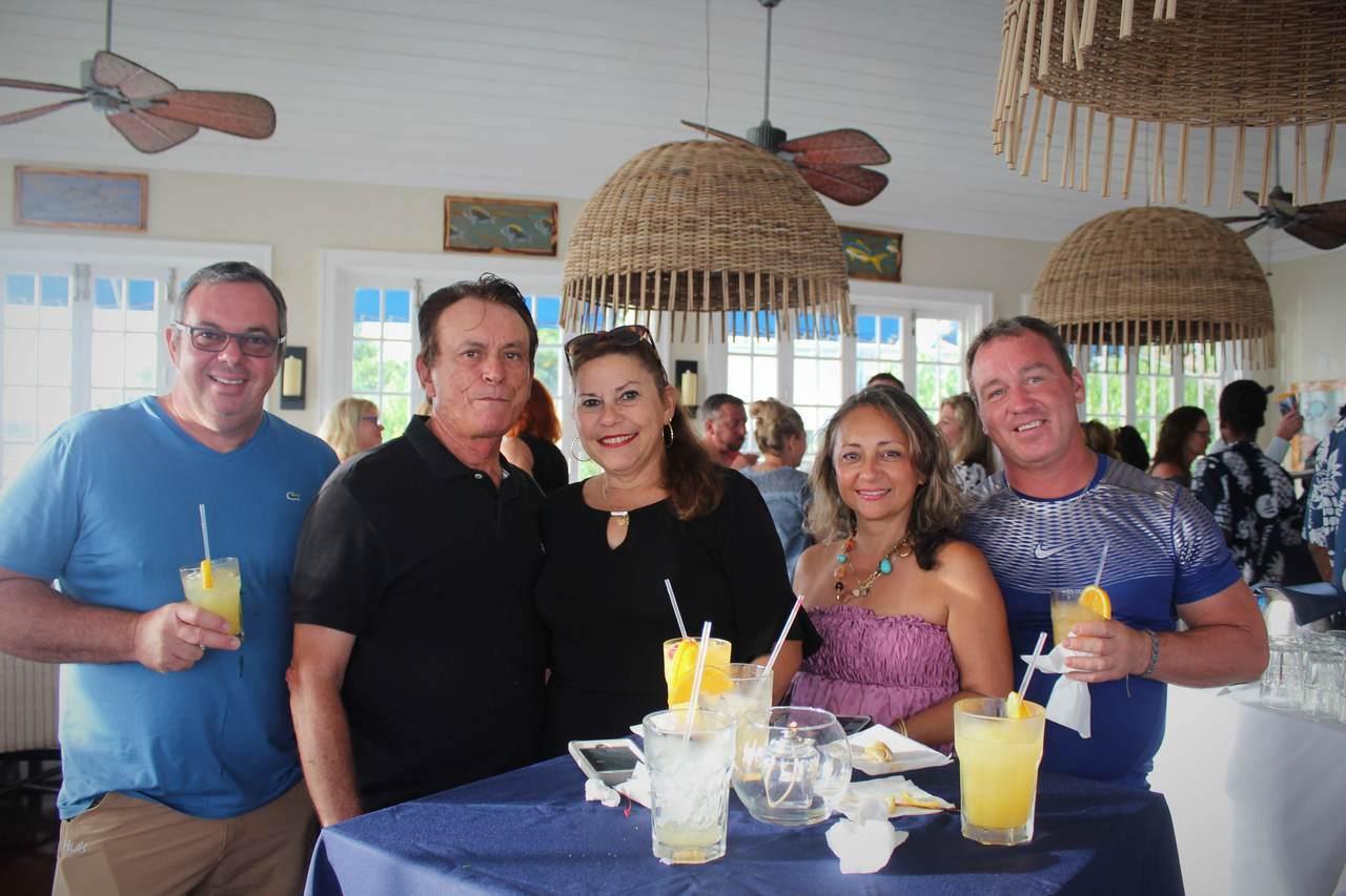 Prestige Yachts Escapade to Eleuthera with InterMarine 17
