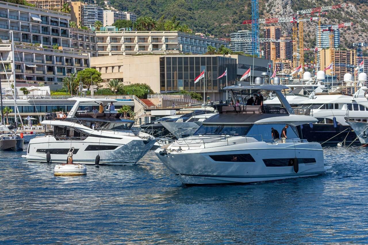 Le immagini delle prove esclusive di Monaco 8