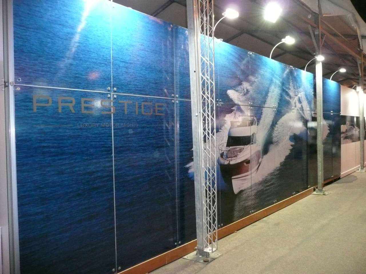 Prestige, one of the top brands in the luxury yacht world in Brazil 4