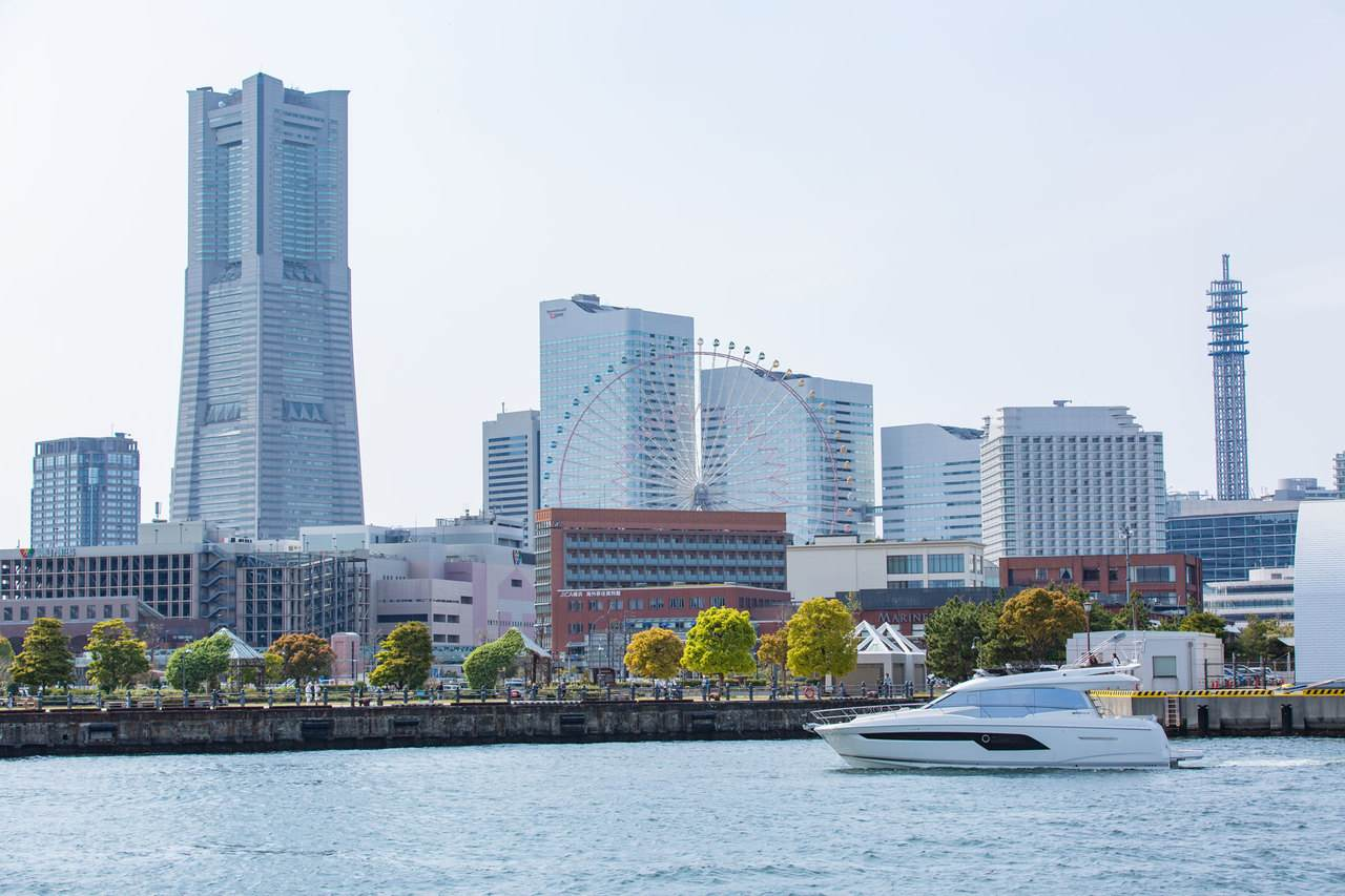 PRESTIGE Invites You to Travel for a Moment to Yokohama, Japan 1