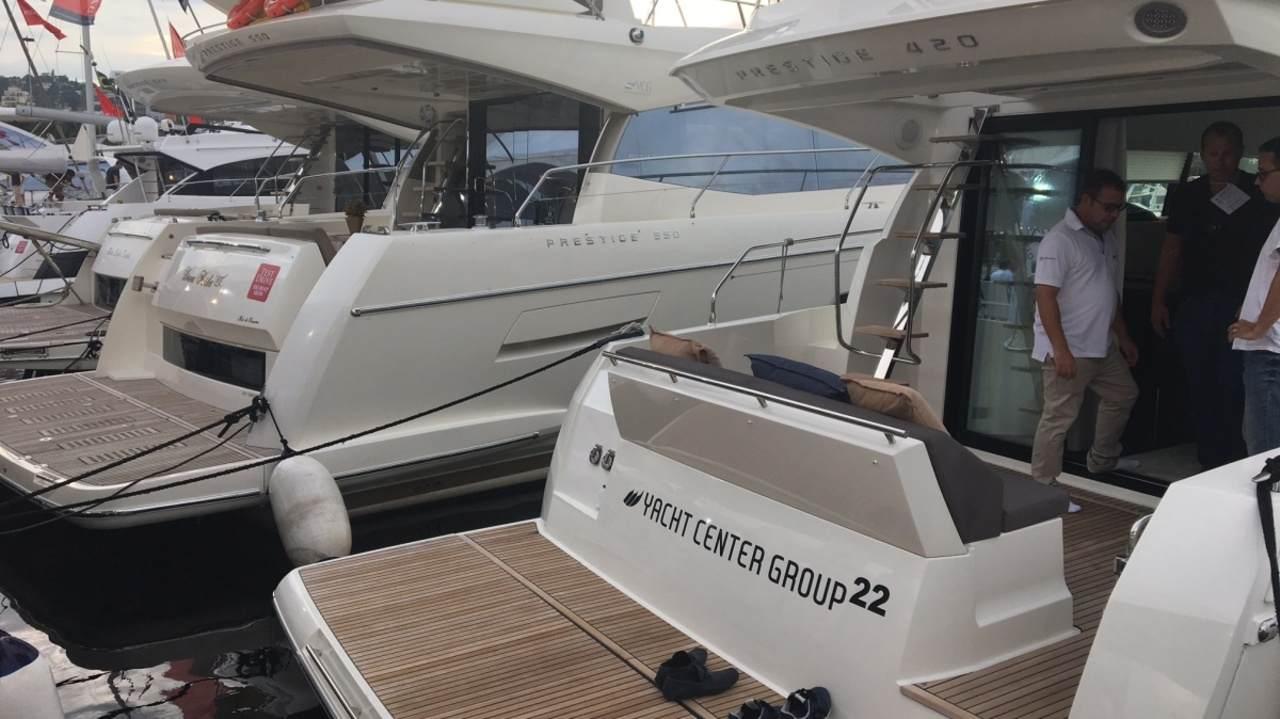 PRESTIGE Yachts al salone di Rio de Janeiro - Dal 5 all'11 aprile 2017 1
