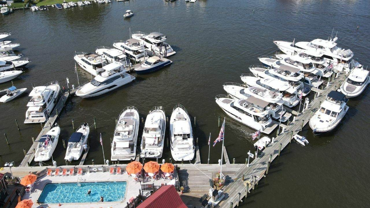 Annual Prestige Yachts Rendezvous in St. Michaels, Maryland 4