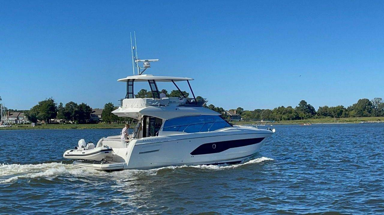Annual Prestige Yachts Rendezvous in St. Michaels, Maryland 2