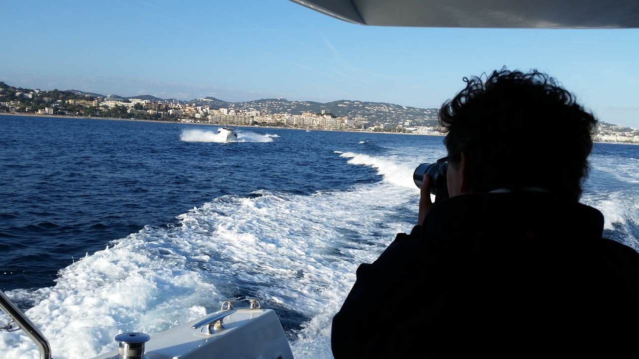 Exclusive sea trial days in Cannes : Thank you! 2
