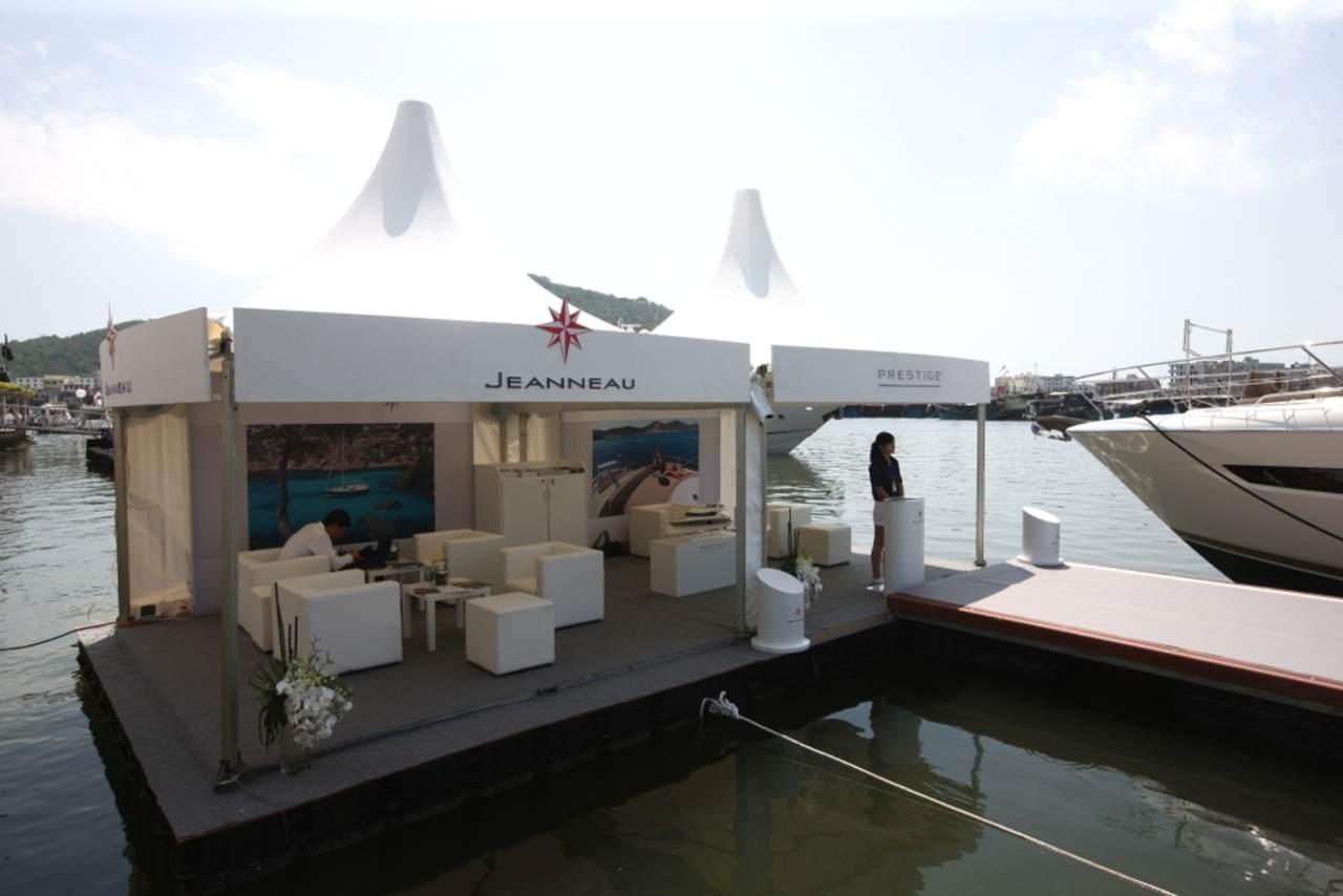Découvrez les photos des deux salons Chinois 2011 3