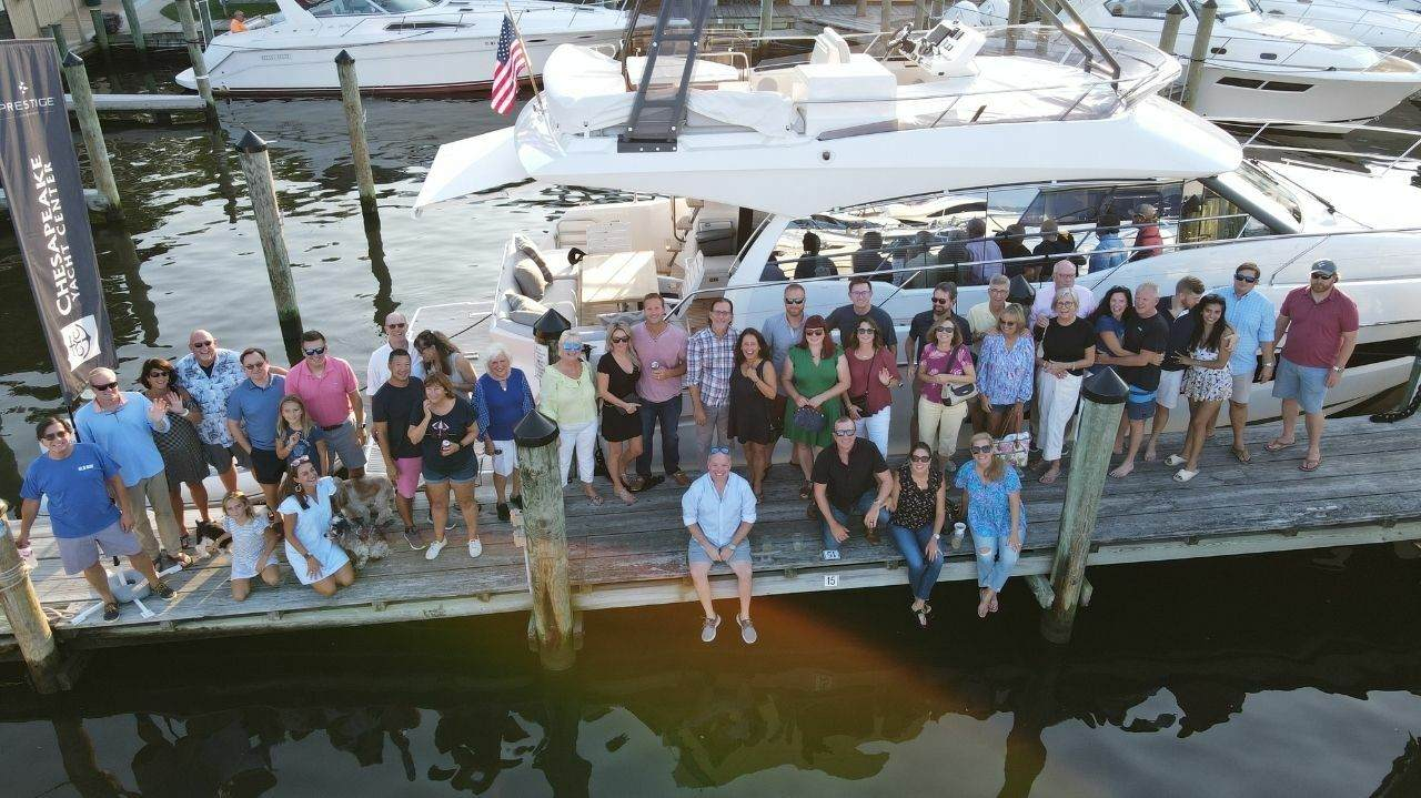 Annual Prestige Yachts Rendezvous in St. Michaels, Maryland 5