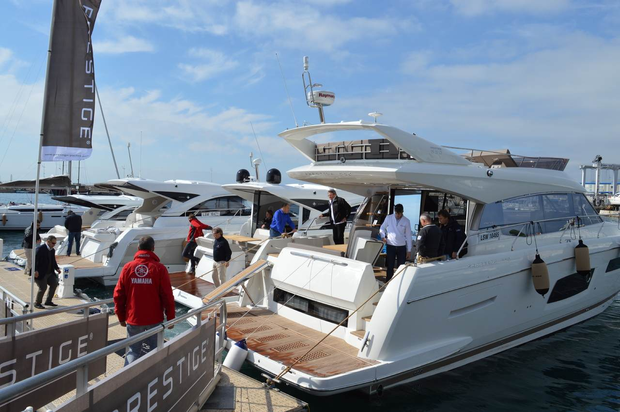 Exclusive sea trial days in Cannes : Thank you! 3