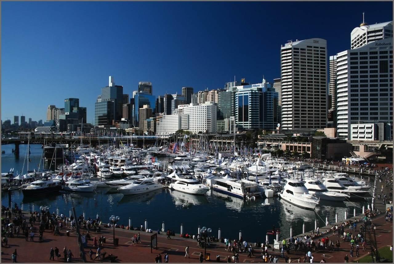 Deux premières australiennes pour le Salon nautique de Sydney ! 2