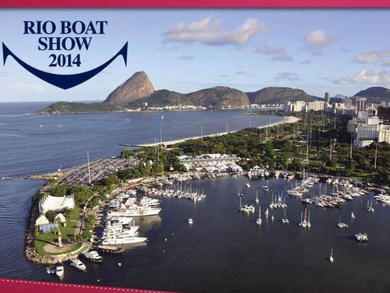 Prestige at the Rio Boat Show 3