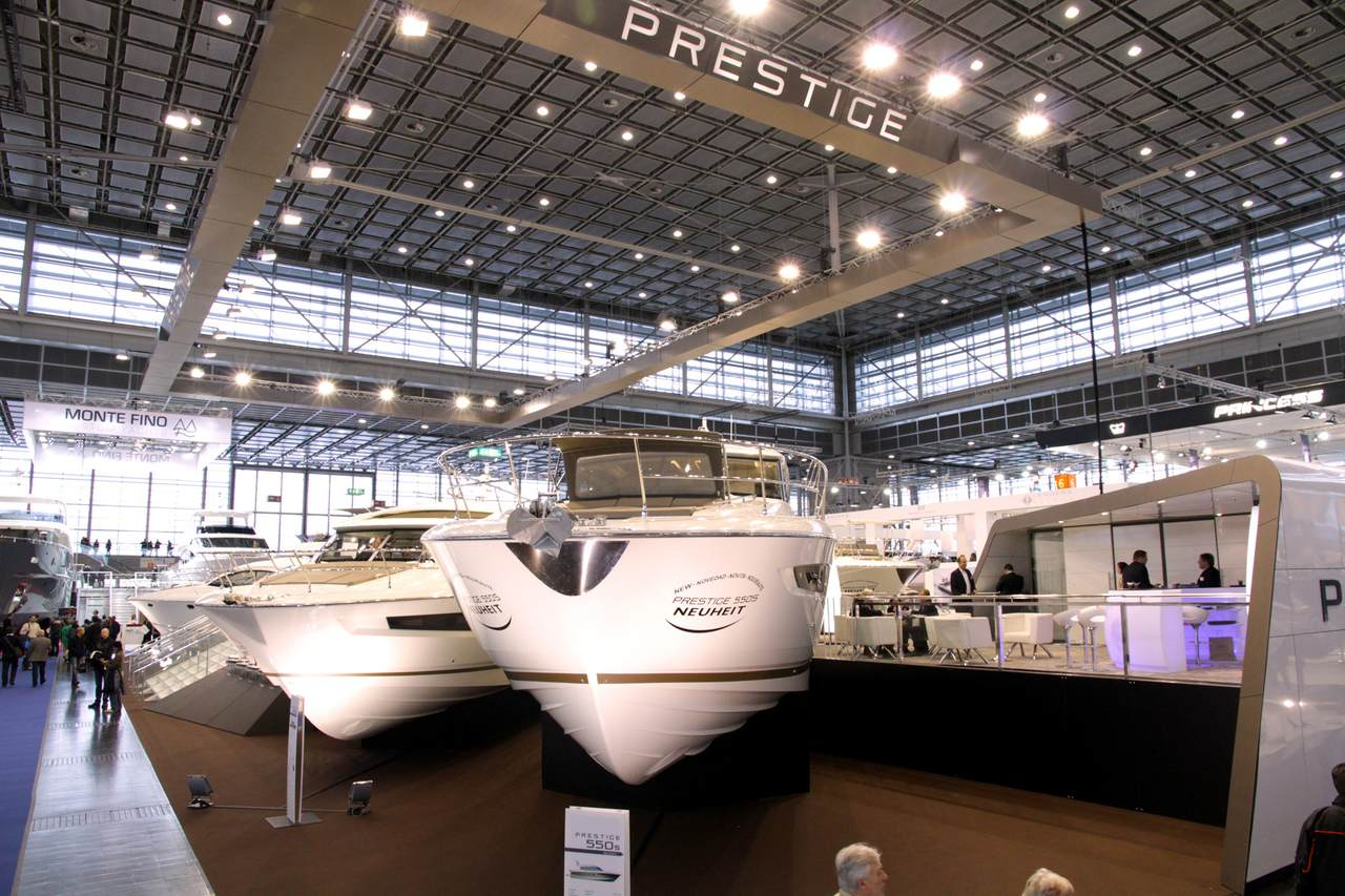 All-New PRESTIGE 450 S and 550 S Make World Debut 7