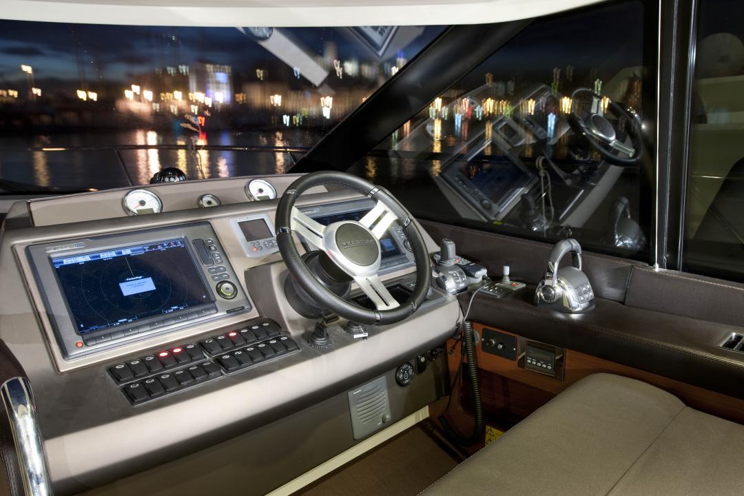 PRESTIGE 500 S Interior 5