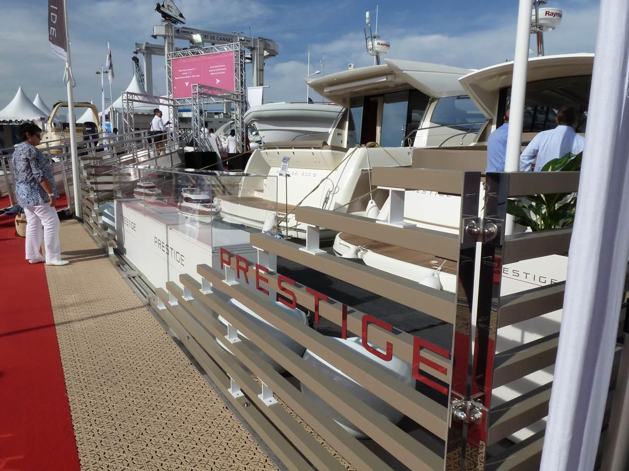 Prestige in Festival de la Plaisance in Cannes 2