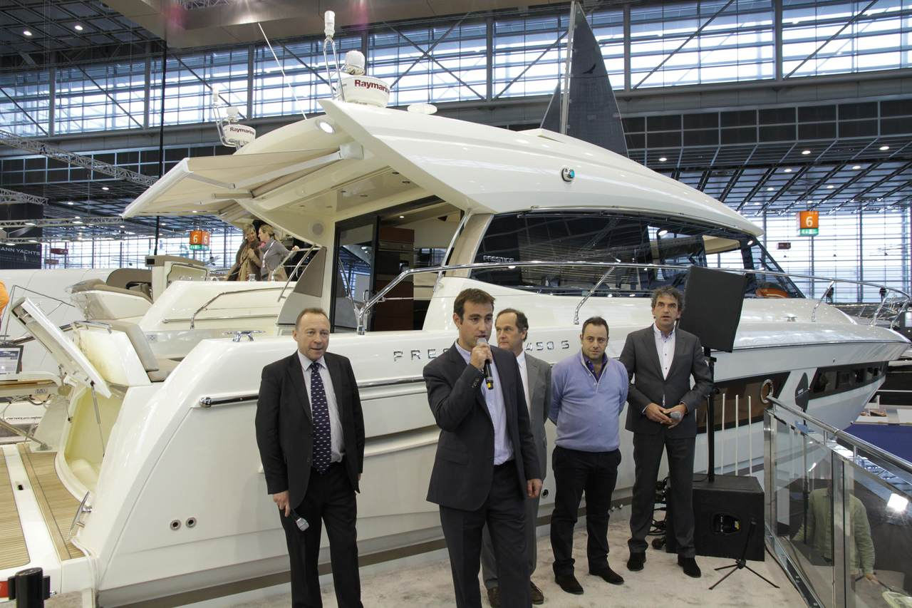 All-New PRESTIGE 450 S and 550 S Make World Debut 2