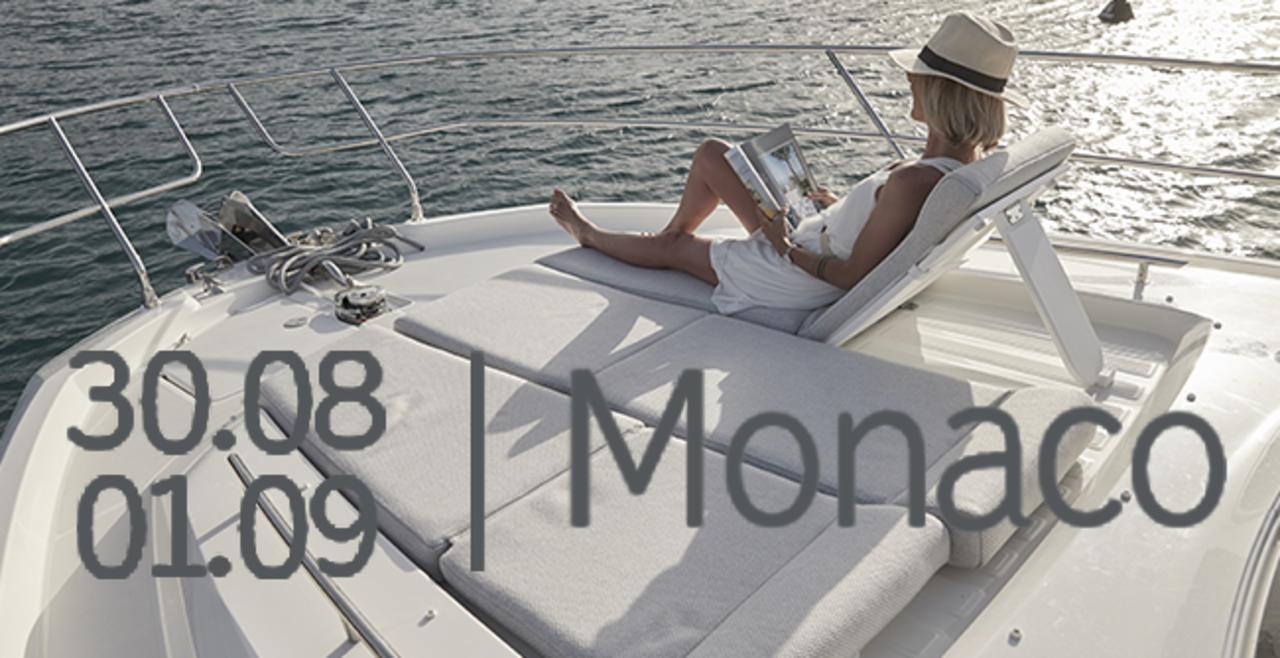 Clients sea trials │ Monaco 2019