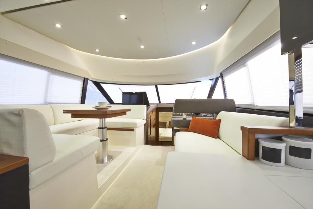 PRESTIGE 450 Interior 12