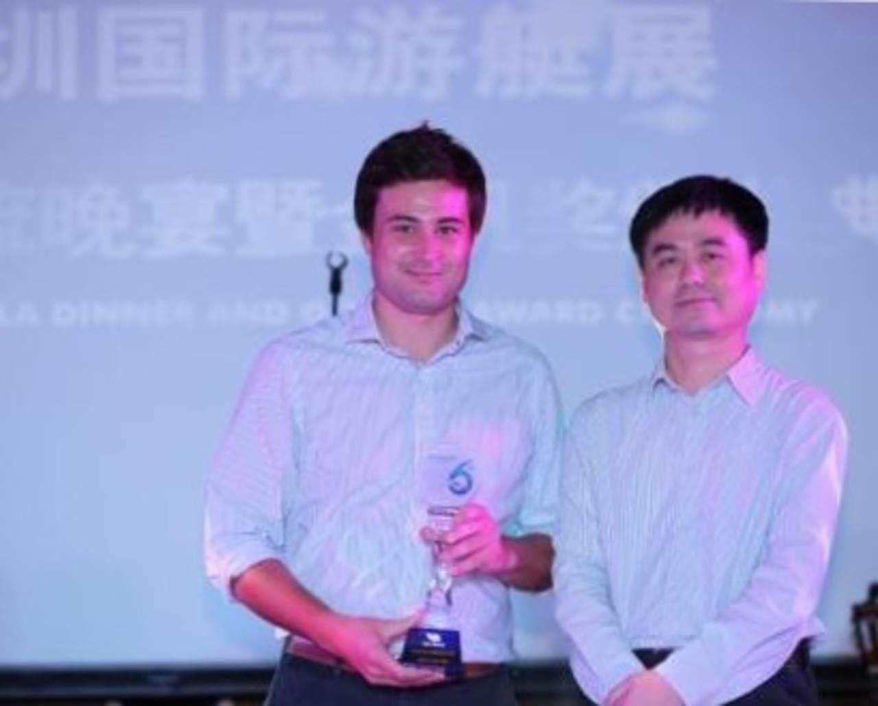 Le leadership de Prestige récompensé en Chine 3