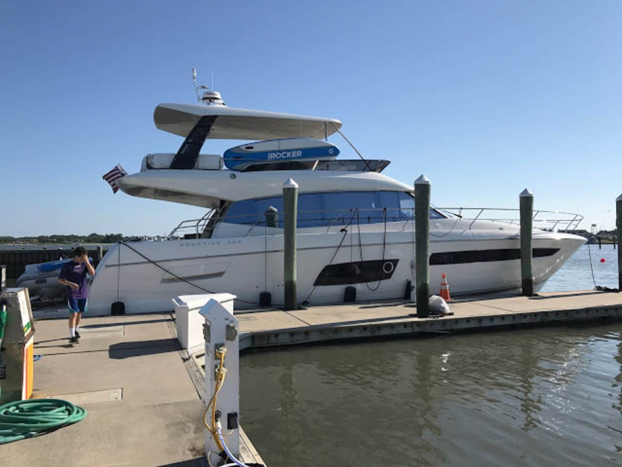 Summer Adventures on our Prestige 560: Part 1 6