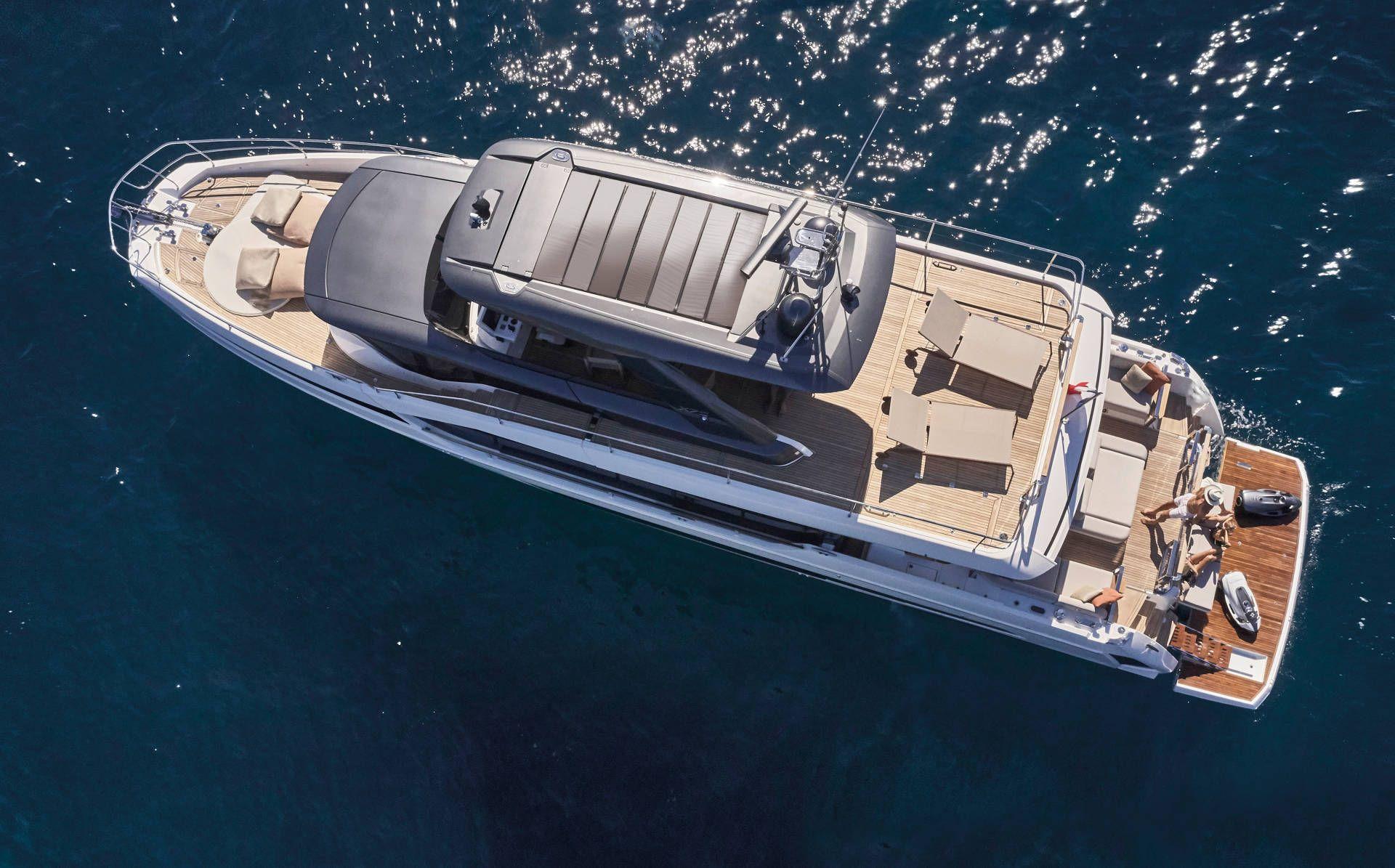Yacht Prestige X70 Luxus Motoryacht X Line
