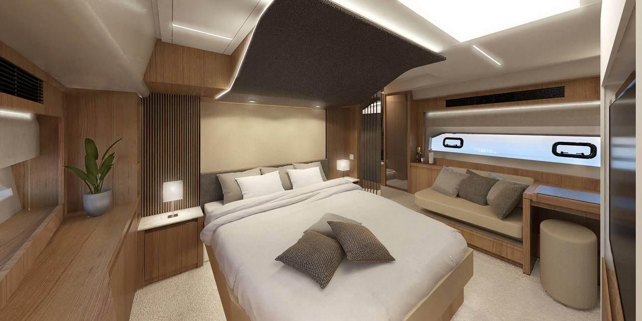 PRESTIGE X70 Interior 4