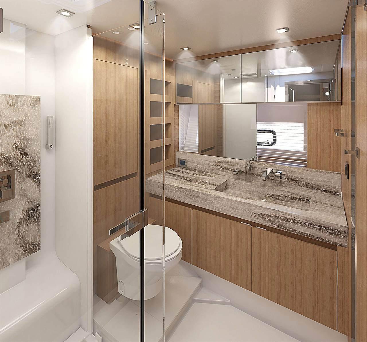 PRESTIGE X70 Interior 6