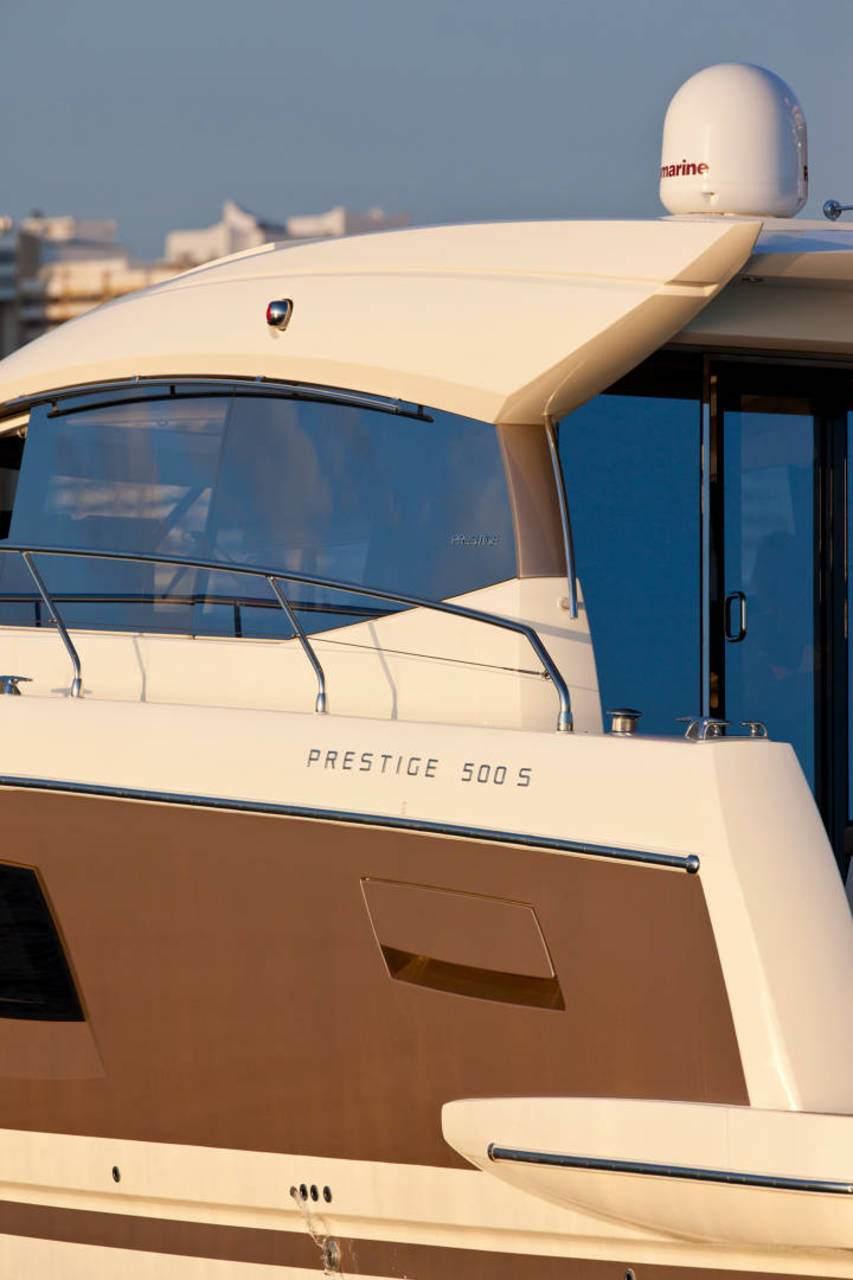 PRESTIGE 500 S Extérieur 5