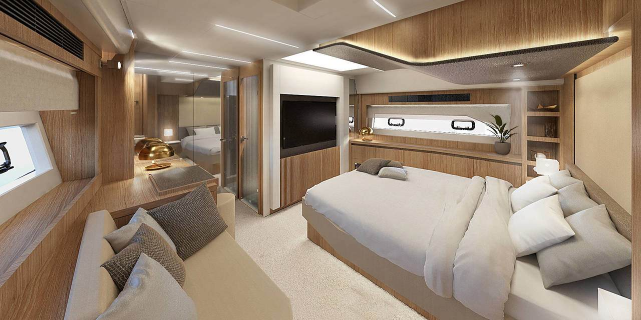 PRESTIGE X70 Interior 5
