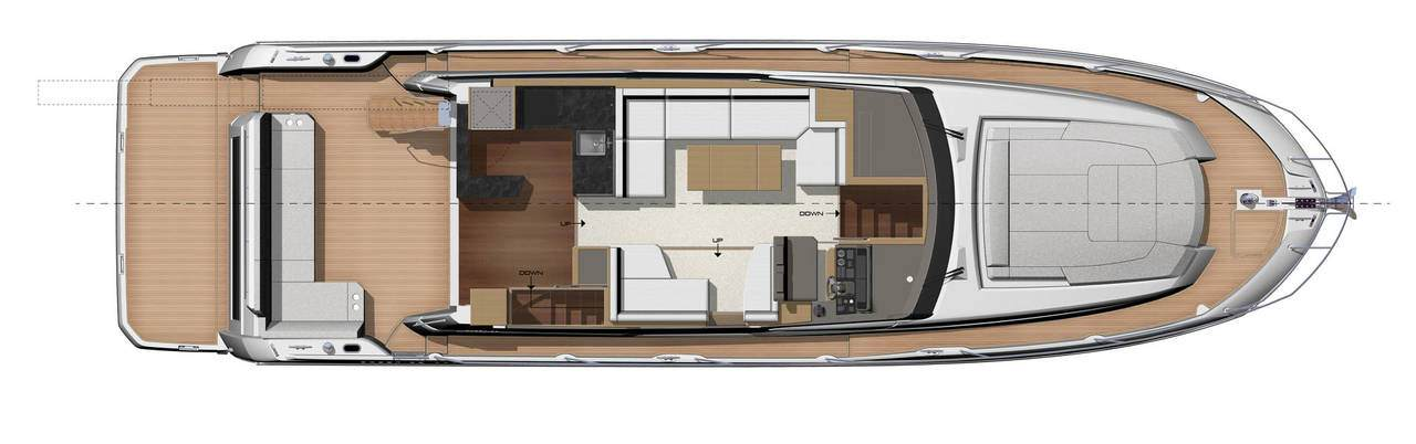 PRESTIGE 590S Disposición 8