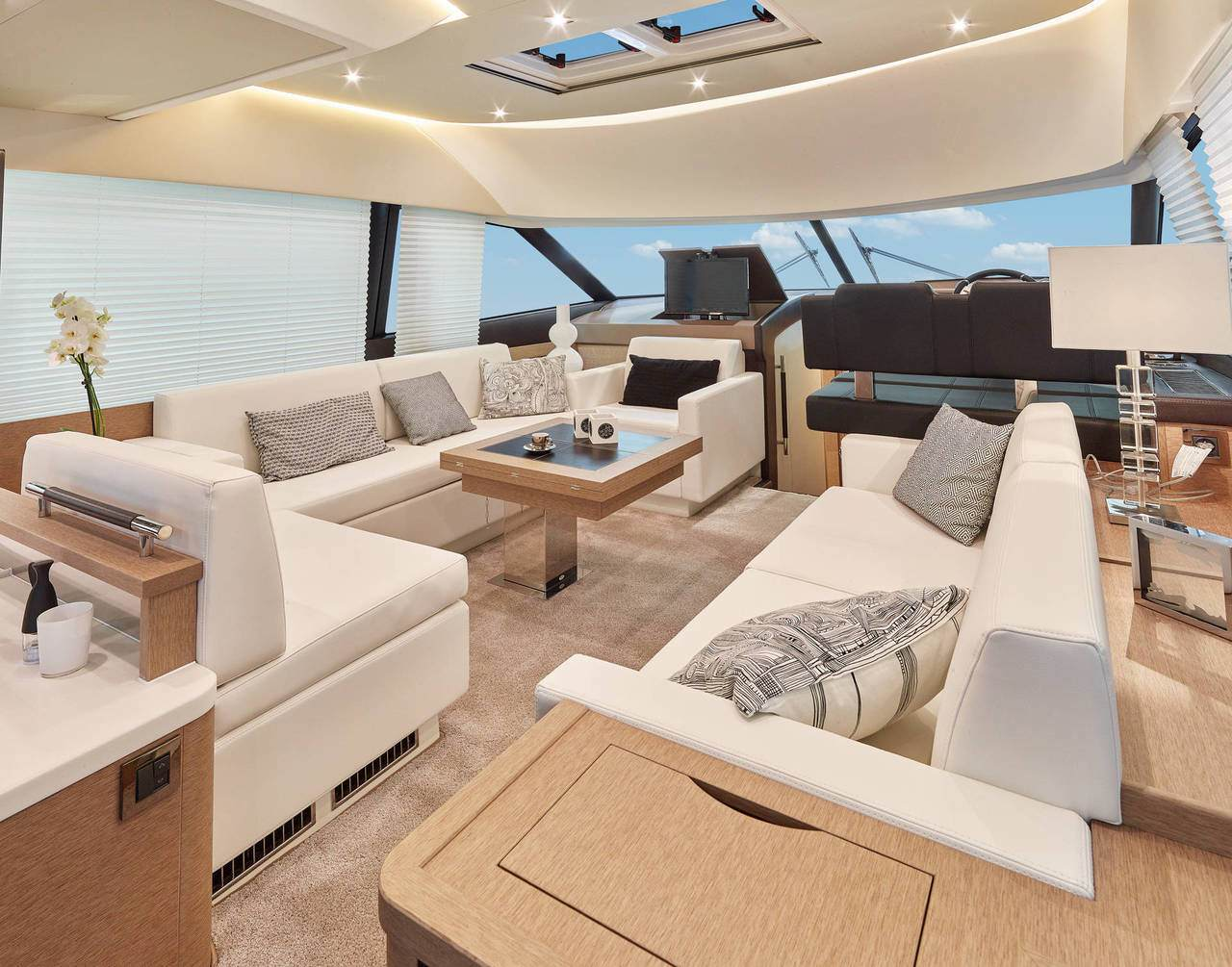 PRESTIGE 500 S Interior 3