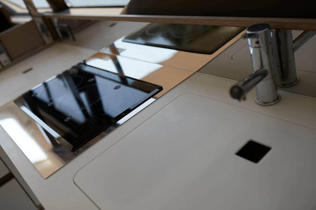 PRESTIGE 460S Intérieur 7