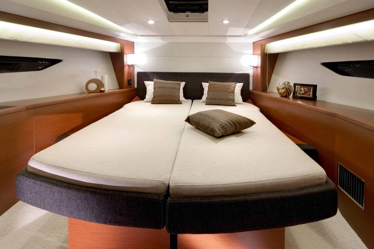 PRESTIGE 500 S Interior 11