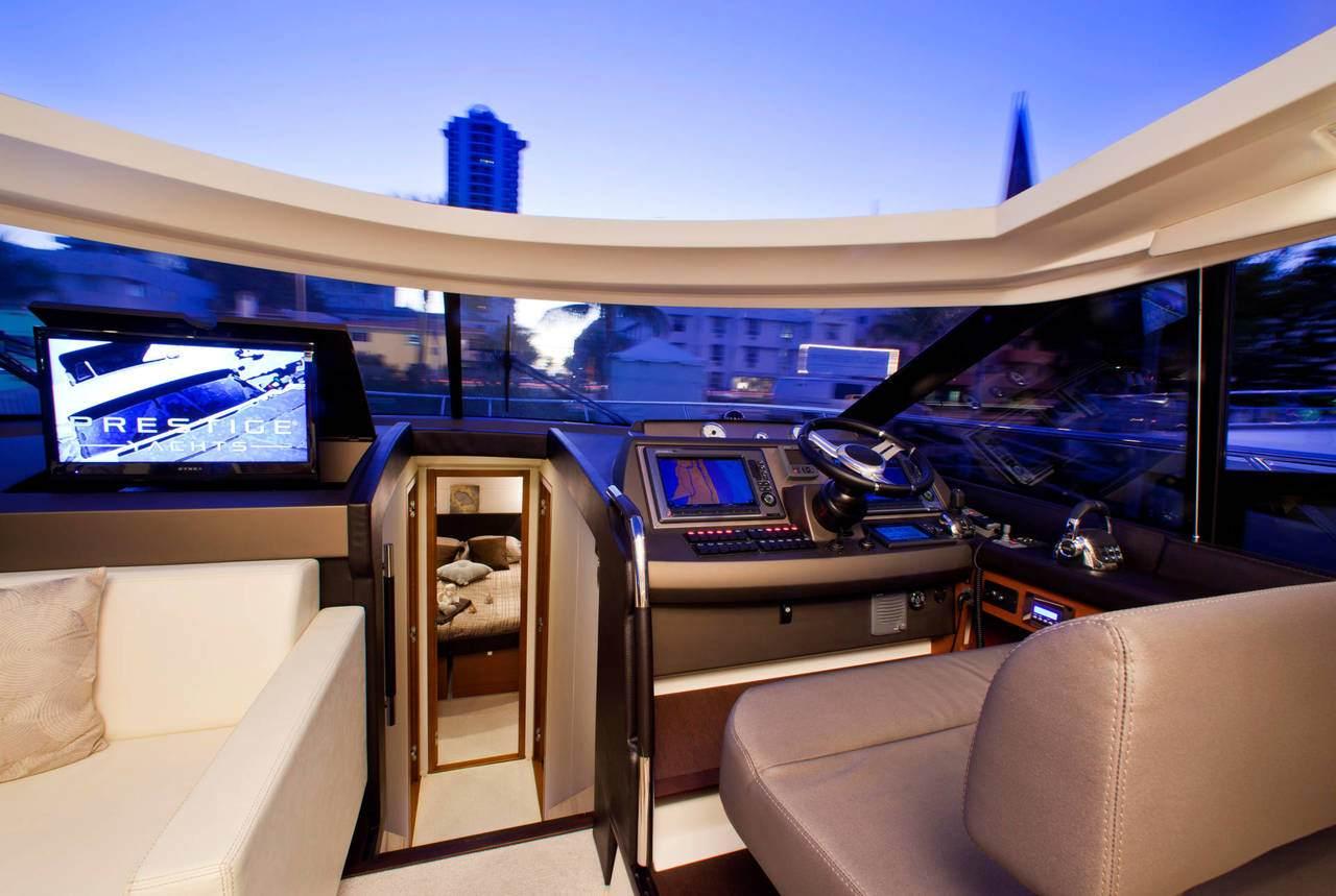 PRESTIGE 500 S Interior 20