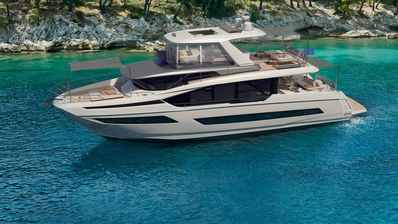 NEW 2021 ➳PRESTIGE REVOLUTIONIZES THE ART OF LIVING AT SEA 2