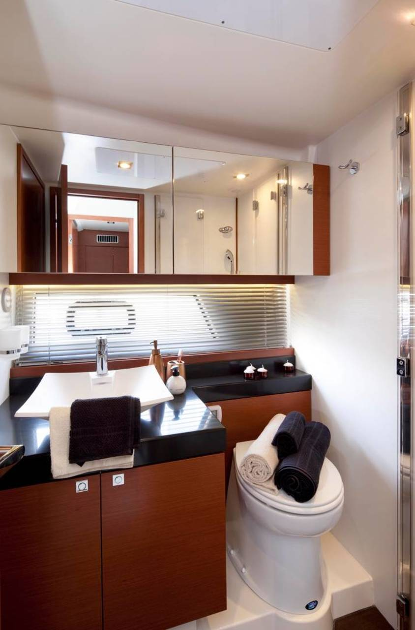 PRESTIGE 500 S Interior 31